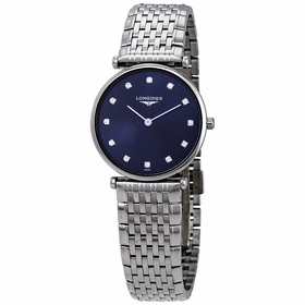 Longines L4.512.4.97.6 La Grande Classique Ladies Quartz Watch