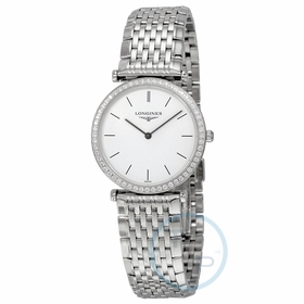 Longines L4.513.0.12.6 La Grande classique Ladies Quartz Watch