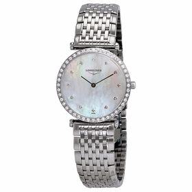 Longines L4.523.0.87.6 La Grande Classique Ladies Quartz Watch