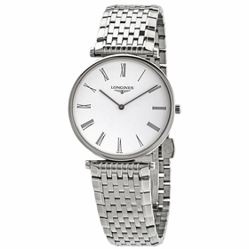 Longines L4.709.4.21.6 La Grande Classique Ladies Quartz Watch