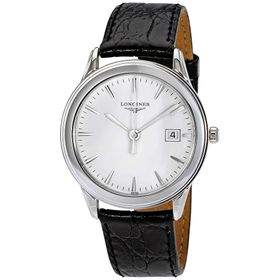Longines L4.716.4.12.2 Flagship Unisex Quartz Watch