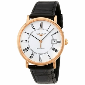 Longines L4.787.8.11.0 Elegant Unisex Automatic Watch