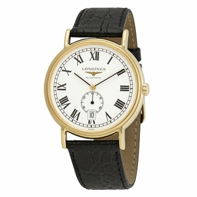 Longines L4.805.2.11.2 Presence Mens Automatic Watch