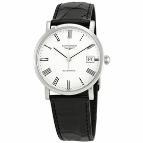Longines L4.809.4.11.2 Elegant Ladies Automatic Watch