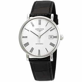 Longines L4.810.4.11.2 Elegant Mens Automatic Watch