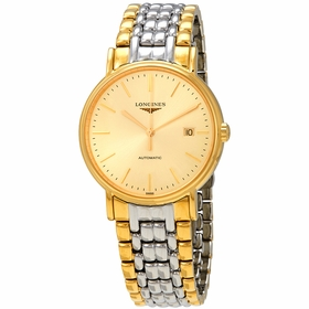 Longines L4.921.2.32.7 Presence Mens Automatic Watch