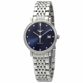Longines L43104976 Elegant Ladies Automatic Watch