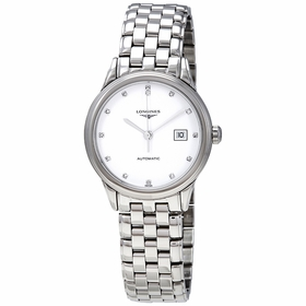 Longines L43744276 Flagship Ladies Automatic Watch