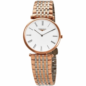 Longines L4.709.1.21.7 La Grande Classique Ladies Quartz Watch