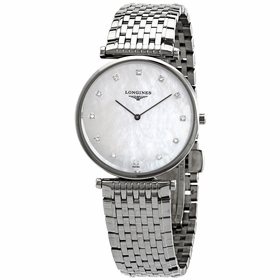 Longines L47094886 La Grande Classique Ladies Quartz Watch