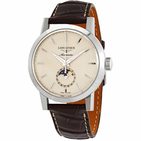 Longines L48264922 Heritage Classic Mens Automatic Watch
