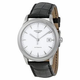 Longines L48744122 Flagship Mens Automatic Watch