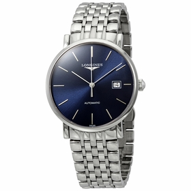 Longines L49104926 Elegant Mens Automatic Watch