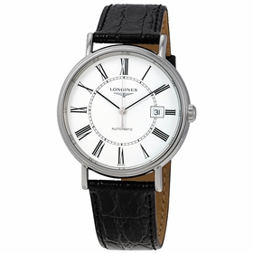 Longines L49224112 Presence Mens Automatic Watch