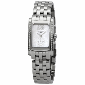 Longines L5.155.0.85.6 DolceVita Ladies Quartz Watch