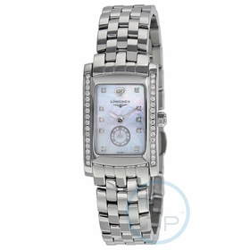 Longines L5.155.0.92.6 DolceVita Ladies Quartz Watch