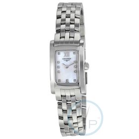 Longines L5.158.4.84.6 DolceVita Ladies Quartz Watch