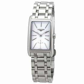 Longines L55124116 DolceVita Ladies Quartz Watch