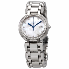 Longines L8.110.4.16.6 Primaluna Ladies Quartz Watch