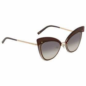 Marc Jacobs MARC 100/S 0DDB 9C 64 Marc Ladies  Sunglasses