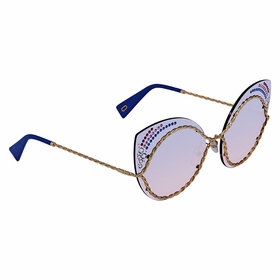 Marc Jacobs MARC 161/S/STR 0BR0 61 Marc Ladies  Sunglasses