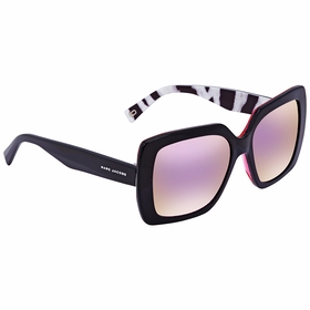 Marc Jacobs MARC 230/S 02PM 53 Marc Ladies  Sunglasses