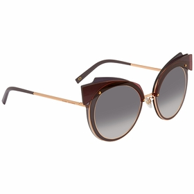 Marc Jacobs MARC101S0DDB66 MARC101S Ladies  Sunglasses