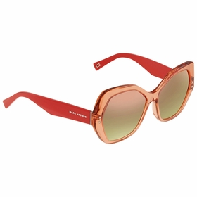 Marc Jacobs MARC117S026X56 MARC117S Ladies  Sunglasses