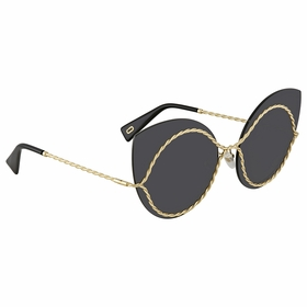 Marc Jacobs MARC161S 0J5G IR 61 MARC161S Ladies  Sunglasses