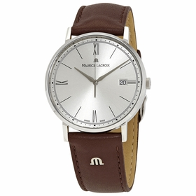 Maurice Lacroix EL1087-SS001-112-2 Eliros Mens Quartz Watch