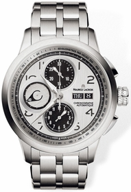 Maurice Lacroix MP6348-SS002-12E Masterpiece Mens Chronograph Automatic Watch