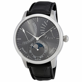 Maurice Lacroix MP6528-SS001-330 Masterpiece Lune Retrograde Mens Automatic Watch
