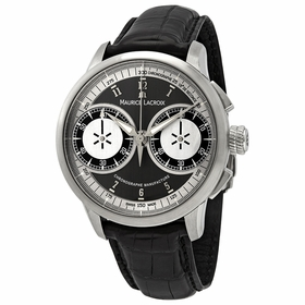 Maurice Lacroix MP7128-SS001-320 Masterpiece Le Chronographe Mens Chronograph Hand Wind Watch
