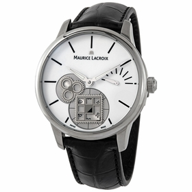 Maurice Lacroix MP7158-SS001-101 Masterpiece Mens Hand Wind Watch