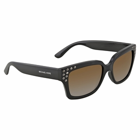 Michael Kors 0MK2066 3009T5 55 Banff Ladies  Sunglasses