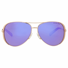 Michael Kors 0MK5004-10034V-59 Chelsea Ladies  Sunglasses