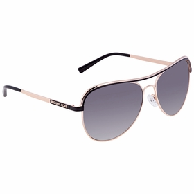 Michael Kors MK1012-110836-58 Vivianna Ladies  Sunglasses