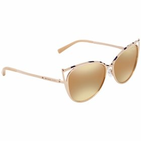 Michael Kors MK1020-11657J-56 Ina Ladies  Sunglasses