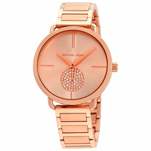 Michael Kors MK3640 Portia Ladies Quartz Watch