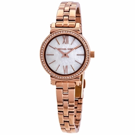 Michael Kors MK3834 Sofie Petite Ladies Quartz Watch