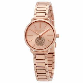 Michael Kors MK3839 Portia Ladies Quartz Watch
