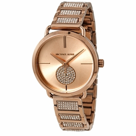 Michael Kors MK3853 Portia Ladies Quartz Watch