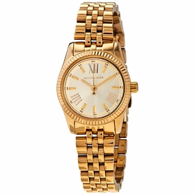 Michael Kors MK3874 Petite Lexington Ladies Quartz Watch