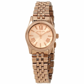 Michael Kors MK3875 Petite Lexington Ladies Quartz Watch