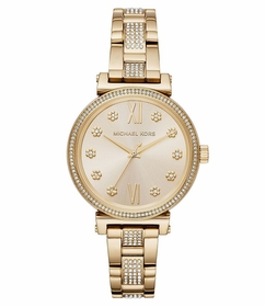 Michael Kors MK3881 Sofie Ladies Quartz Watch
