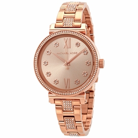 Michael Kors MK3882 Sofie Ladies Quartz Watch