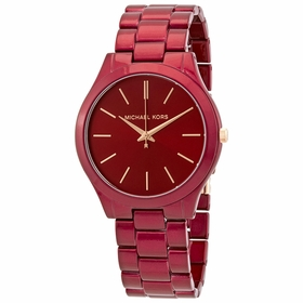 Michael Kors MK3895 Slim Runway Unisex Quartz Watch