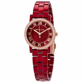 Michael Kors MK3896 Norie Ladies Quartz Watch