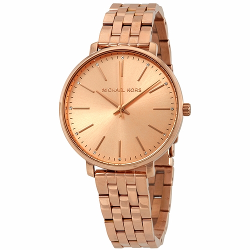 Michael Kors MK3897 Pyper Ladies Quartz Watch