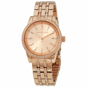Michael Kors MK3910 Mini Ritz Ladies Quartz Watch